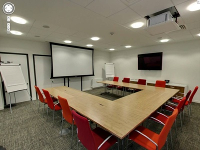 Training room at the Bristol & Bath Science Park